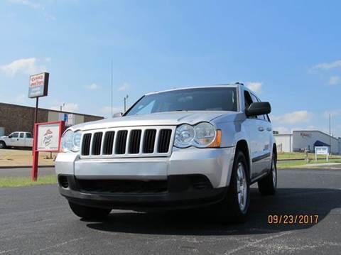 2009 Jeep Grand Cherokee for sale in Tulsa, OK
