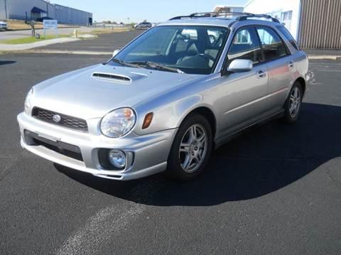 2003 Subaru Impreza for sale in Tulsa, OK