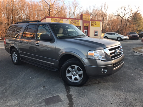 2010 Ford Expedition EL for sale in Abingdon, MD