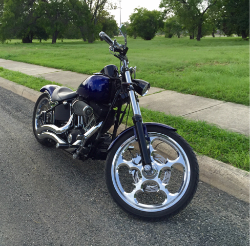 2009 harley davidson night train fully custom in san for Motor finance company san antonio