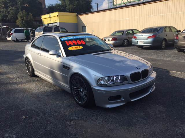 2003 BMW M3 for sale in San Antonio TX