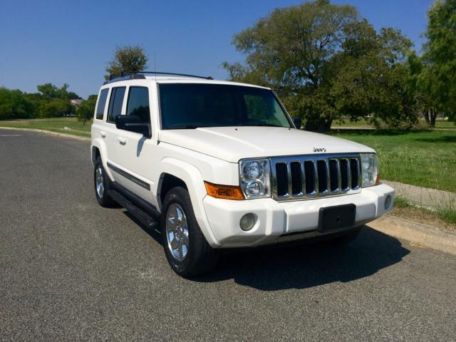 2008 Jeep Commander For Sale In San Antonio Tx