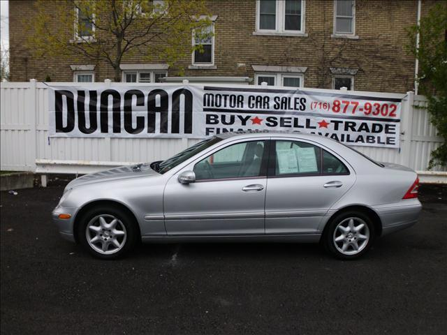 Used 2003 mercedes benz c class for sale for Mercedes benz for sale buffalo ny