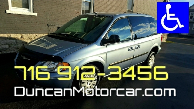2006 Chrysler Town And Country For Sale In Buffalo NY