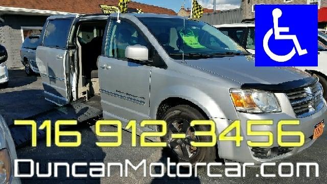 2008 Dodge Grand Caravan For Sale In Buffalo NY