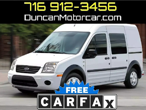 2013 Ford Transit Connect for sale in Buffalo, NY