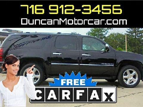 2011 Chevrolet Suburban for sale in Buffalo, NY
