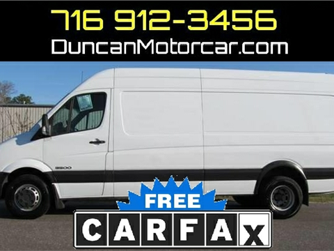 2007 Dodge Sprinter Cargo for sale in Buffalo, NY