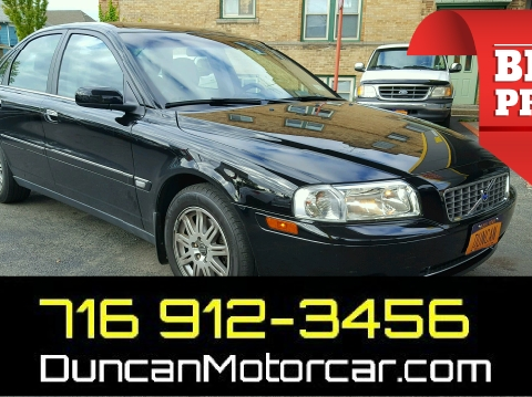 2005 Volvo S80 for sale in Buffalo, NY