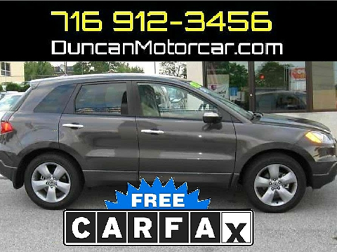 2009 Acura RDX for sale in Buffalo, NY