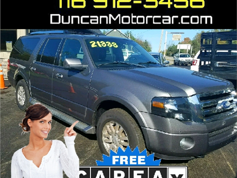 2012 Ford Expedition EL for sale in Buffalo, NY