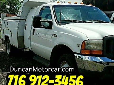 1999 Ford F-450 Super Duty for sale in Buffalo, NY