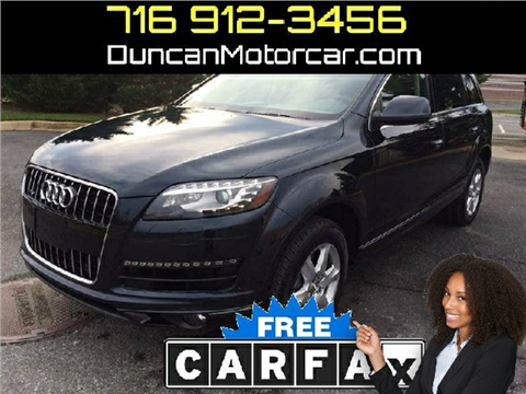 2011 Audi Q7 for sale in Buffalo, NY