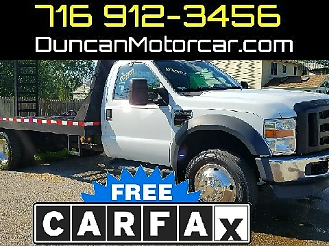 2009 Ford F-550 for sale in Buffalo, NY
