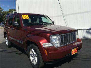 2008 Jeep Liberty for sale in Midlothian, IL