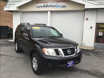 2008 Nissan Pathfinder for sale in Midlothian, IL