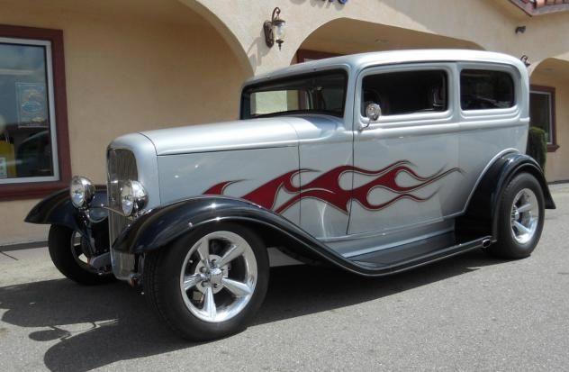 1932 Ford Sedan Delivery  - La Verne CA