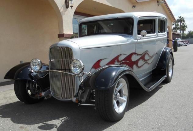 1932 Ford Sedan Delivery  - Pomona CA