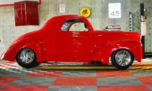 1941 Willys Cpe for sale in Pomona CA