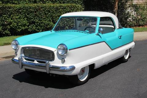 1957 Nash Metropolitan for sale in La Verne, CA