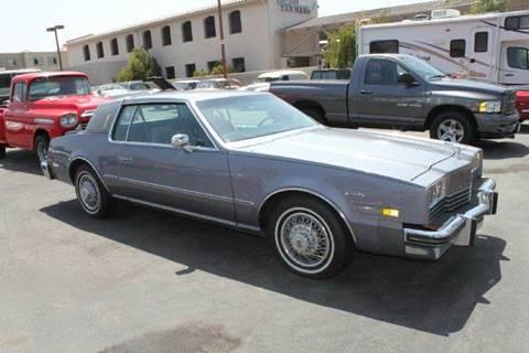 1981 Oldsmobile Toronado for sale in La Verne, CA