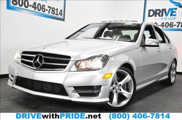 2014 mercedes benz c class for sale houston tx for Mercedes benz for sale in houston