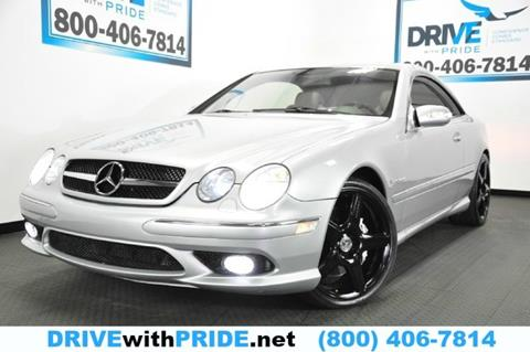 Used mercedes benz cl class for sale in houston tx for Mercedes benz for sale in houston tx