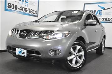 2009 Nissan Murano for sale in Houston, TX