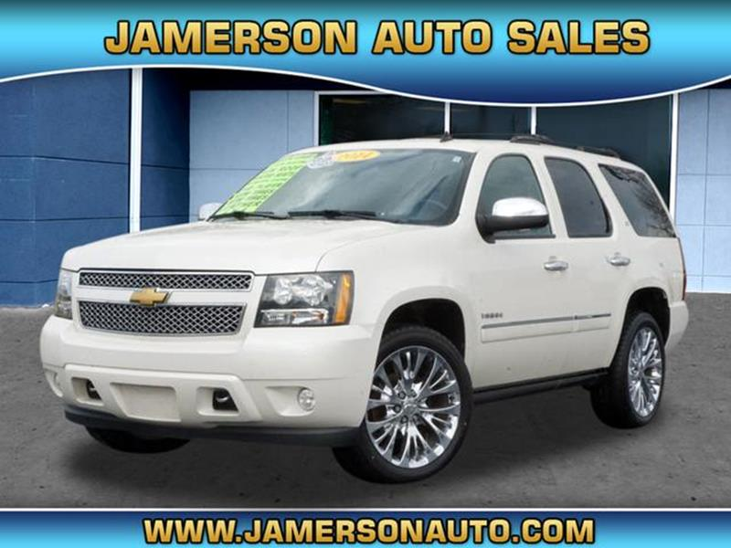 2014 Chevrolet Tahoe for sale in Anderson, IN