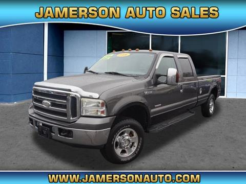 2006 Ford F-250 Super Duty for sale in Anderson, IN
