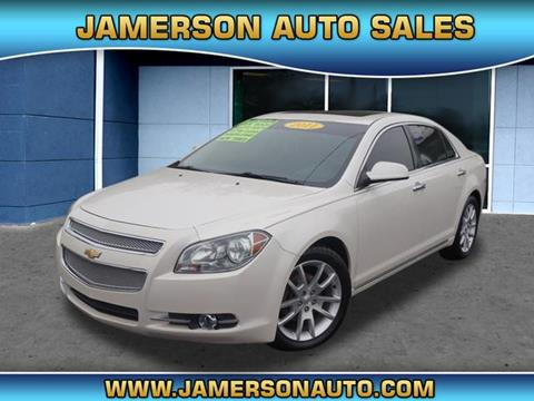 2011 Chevrolet Malibu for sale in Anderson, IN