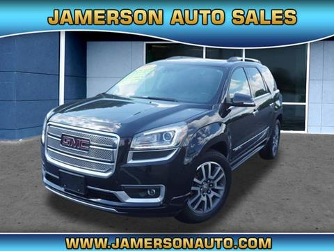 2014 GMC Acadia for sale in Anderson, IN