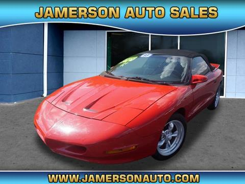 1995 Pontiac Firebird for sale in Anderson, IN