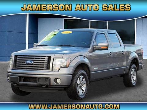 2011 Ford F-150 for sale in Anderson, IN