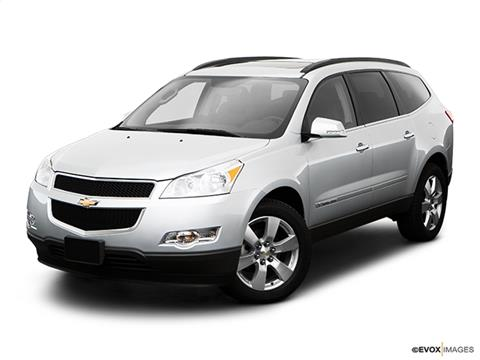 Used Chevy Traverse In Traverse City Mi