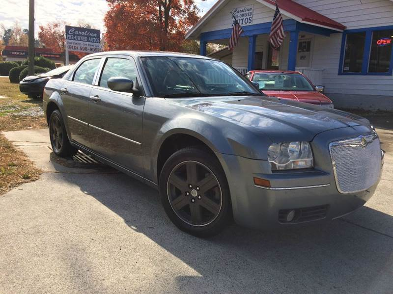 2006 chrysler 300 touring awd 4dr sedan in durham nc. Cars Review. Best American Auto & Cars Review