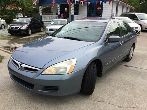 2007 Honda Accord for sale in Durham, NC