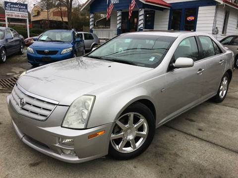 2005 Cadillac STS for sale in Durham, NC