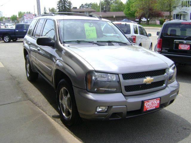 2008 Chevrolet TrailBlazer 4x4 LT1 4dr SUV - Schofield WI