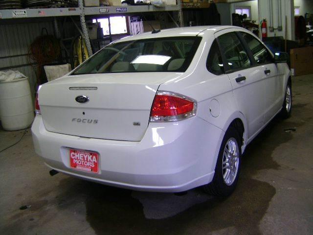 2009 Ford Focus SE 4dr Sedan - Schofield WI