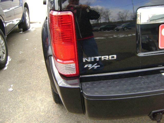 2007 Dodge Nitro 4WD R/T 4dr SUV - Schofield WI