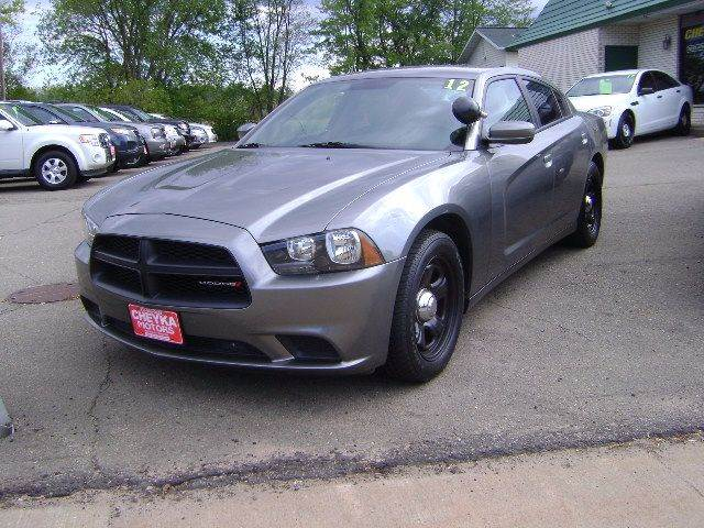 2012 Dodge Charger Police 4dr Sedan - Schofield WI