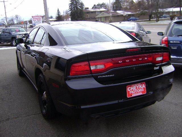 2014 Dodge Charger AWD Police 4dr Sedan - Schofield WI