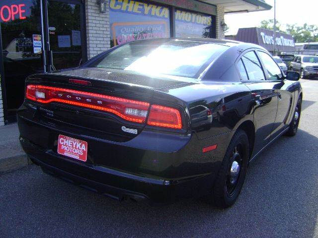 2014 Dodge Charger Police 4dr Sedan - Schofield WI