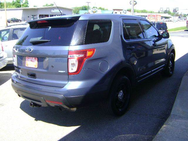 2013 Ford Explorer AWD Police Interceptor 4dr SUV - Schofield WI