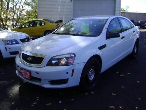 2012 Chevrolet Caprice