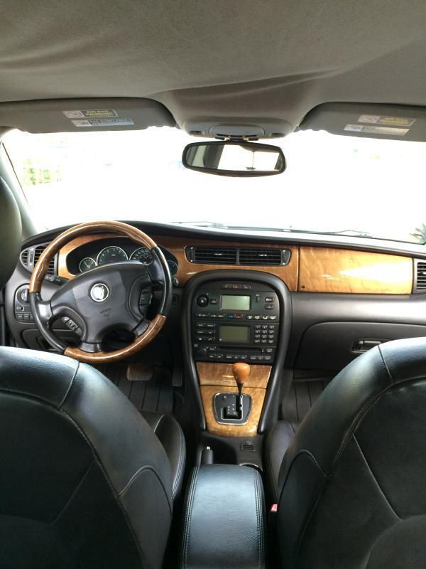 2003 Jaguar X-Type AWD 3.0 4dr Sedan - Pompano Beach FL