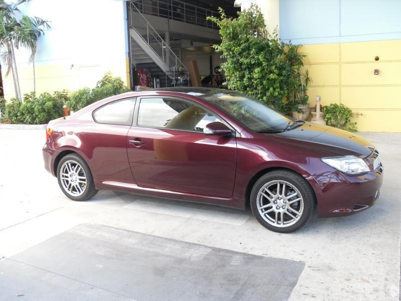 2005 Scion tC 2dr Hatchback - Pompano Beach FL