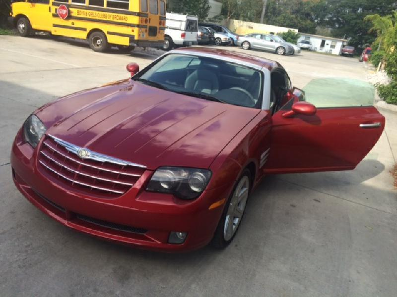 2004 Chrysler Crossfire 2dr Sports Coupe - Pompano Beach FL