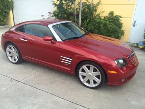 chrysler crossfire for sale in illinois. Black Bedroom Furniture Sets. Home Design Ideas